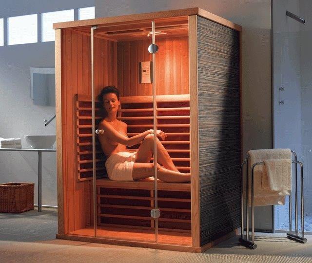 cabine infrarouge servimat. Black Bedroom Furniture Sets. Home Design Ideas
