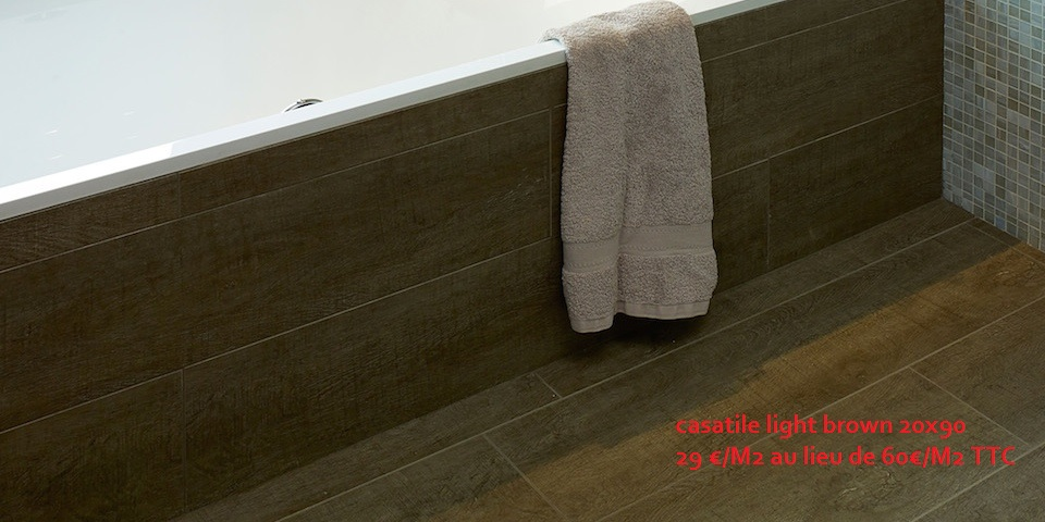 casatile planks light brown